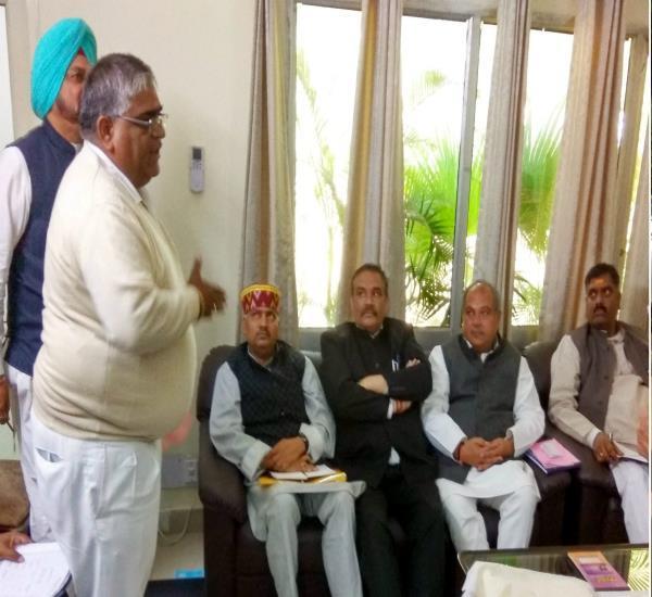 भाजपा के उम्मीदवारों की चयन प्रक्रिया शुरू