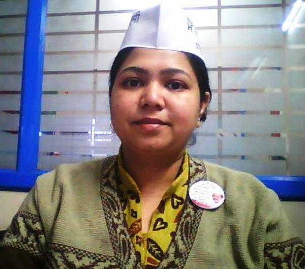 'आप' के दलित वोट बैंक पर भारी पड़ सकता है यामिनी का 'दामिनी' रूप