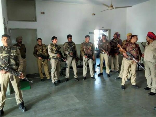 नाभा जेल कांडःहरमिंदर सिंह मिंटू नाभा अदालत में पेश