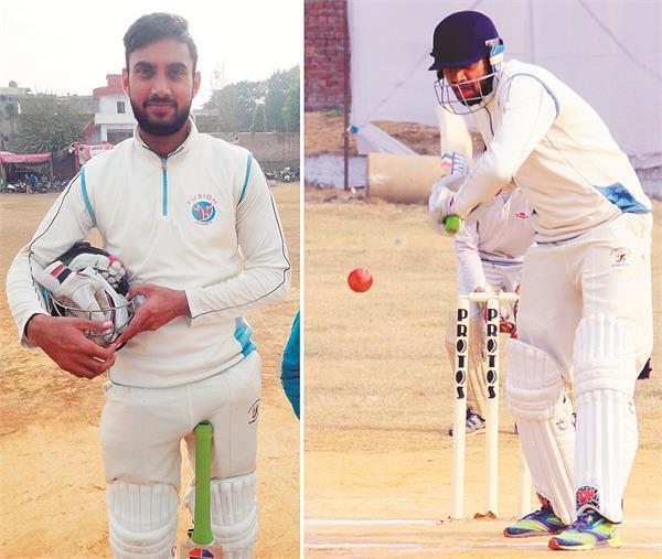 IPL के लिए तैयारी कर रहा है अंकित दबांस,धोनी के साथ खेलना बड़ा सपना