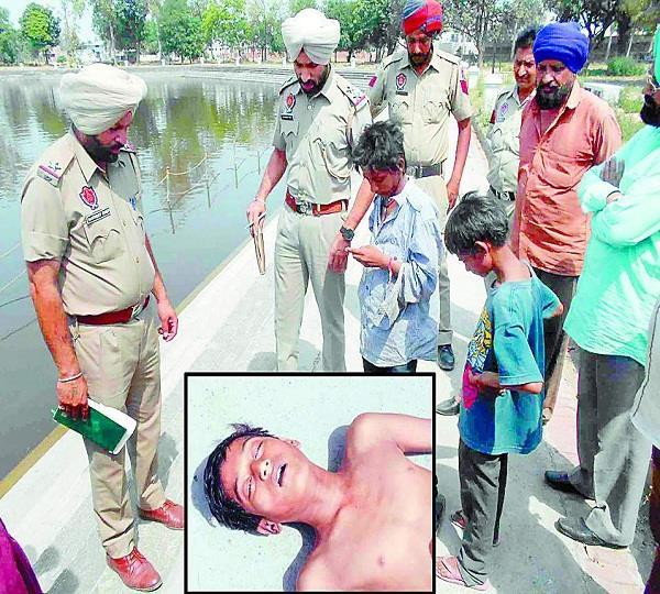 पांडव सरोवर में नहाने गए 3 बच्चों में से 1 की मौत