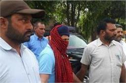 नाभा जेल ब्रेक कांड का मुख्य अारोपी गिरफ्तार