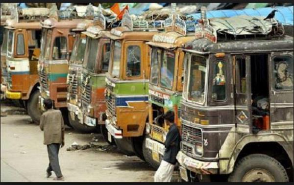 हाईकोर्ट के आदेशों के बावजूद ट्रक यूनियन के नाम पर चल रही गुंडा पर्ची