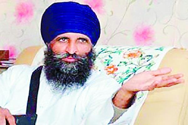 ज्ञानी गुरमुख सिंह को डेरा सिरसा का कथित तौर पर मिला धमकी भरा पत्र