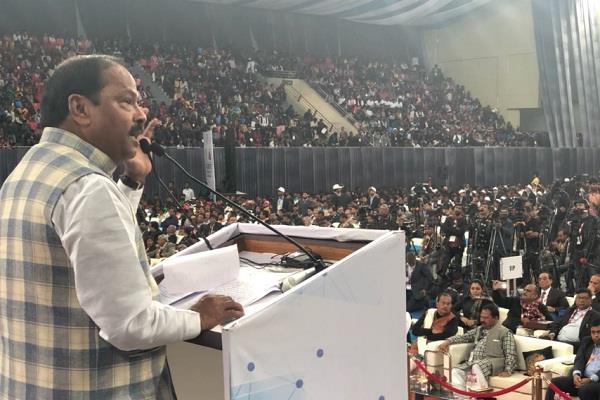 स्वामी विवेकानंद के जन्मदिवस पर झारखंड सरकार ने 25 हजार युवाओं को बांटे नियुक्ति पत्र