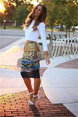 एेसी स्कर्ट में दिखेंगी आप Hot & Spicy (देखें तस्वीरें)