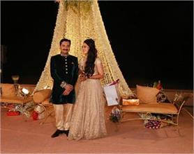 ''दया भाभी'' की शादी की रिसेप्शन में पहुंची ''तारक मेहता'' शो की सारी स्टार कास्ट,  देखें तस्वीरें