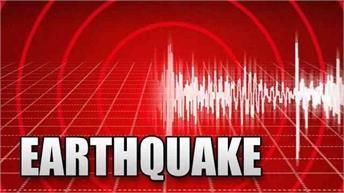 असाम में लगे भूकंप के झटके