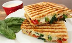 घर पर मिनटों में तैयार करें Veg Cheese Toast Sandwich