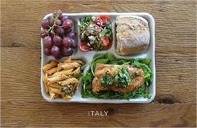 इन तस्वीरों में देखिए, अलग-अलग देशों में मिलने वाला Mid Day Meals!