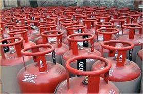 DBT के तहत सब्सिडी वाले रसोई गैस सिलैंडर की बिक्री घटी