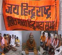 गांधी जयंती पर हिंदू महासभा ने स्थापित की गोडसे की मूर्ति