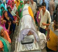 अखलाक हत्याकांड के आरोपी का अंतिम संस्कार करने से परिवार का इंकार, दादरी में तनाव