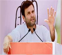 देश को लड़ाई की जरूरत नहीं: राहुल