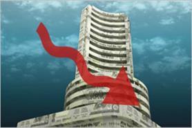 सेंसैक्स 100 अंक गिरा, शेयर बाजार में गिरावट का दौर जारी