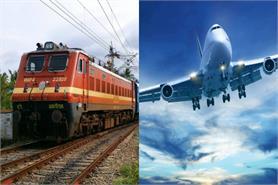 दिवाली पर लोगों की जेब खाली करने की तैयारी में रेलवे और एयरलाइंस
