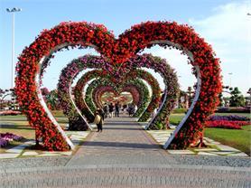 दुनिया का पहला, 4 करोड़ फूलों वाला गार्डन! (pics)