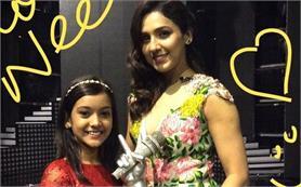 'दी वॉइस इंडिया किड्स' की विजेता बनी उत्तर प्रदेश की निष्ठा शर्मा