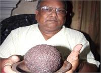 मिल गया भारत का सबसे बड़ा रुद्राक्ष, जिसने भी देखा हो गया दीवाना