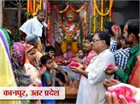 दशहरे पर आज हुई दशानन मंदिर में रावण की पूजा, भक्तों ने मांगीे लंकेश से मन्नतें