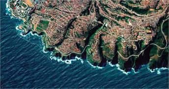 अमरीकी फोटोग्राफर ने दिखाया पृथ्वी का ये नया रूप (देखें अद्भुत तस्वीरें)