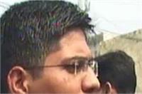 विशेष सुमदाय के लोगों द्वारा मारपीट के आरोप में हजारों बजरंग दल कार्यकर्ताओं ने किया थाने का घेराव