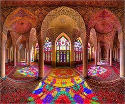 इस मस्जिद में देखने को मिलता हैं जन्नत का नजारा! (Pics)