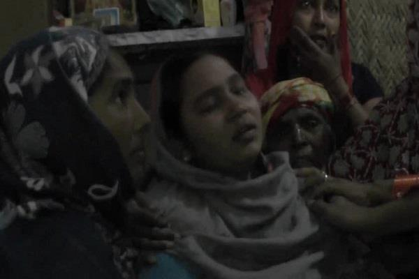 हरियाणा का बेटा राजौरी में शहीद, जल्द घर आने की कही थी बात (Watch Pics)