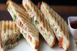 दही सैंडविच