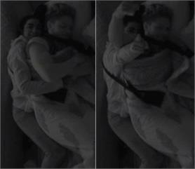 BB10: रात के अंधेरे में वीजे बानी और जेसन की बढ़ी इंटीमेसी, Video & Pics