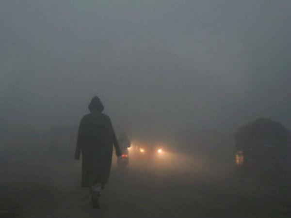 UP में ठंड का कहर जारी, कोहरे के कारण 8 और लोगों की मौत