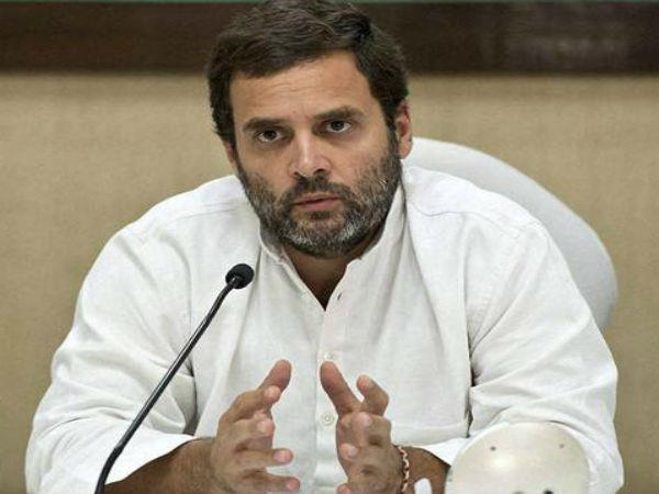 'राहुल को बचकाने बयान देने से बचना चाहिए'
