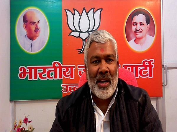 भाजपा महासचिव का विवादित बयान, कहा-हिन्दू जय श्रीराम नहीं बोलेंगे तो, क्या आजम-सोनिया बोलेंगे