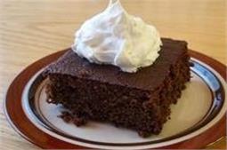 जिंजर ब्रेड लोफ केक