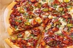 चिकन पिज्जा