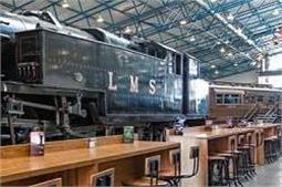 ये है भारत का पहला रेल रेस्टोरेंट