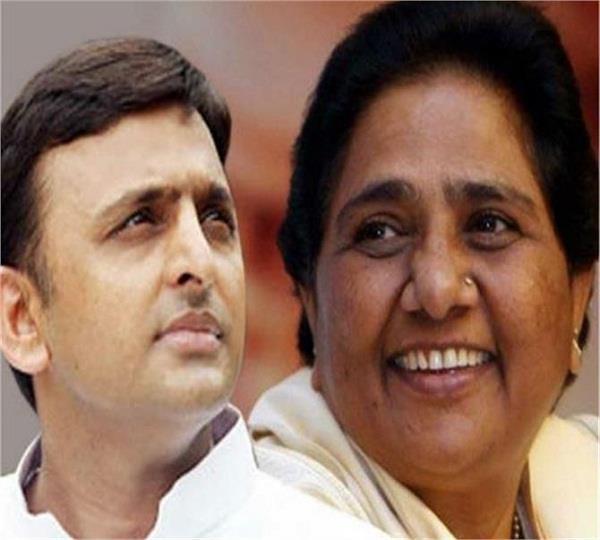 अखिलेश पर मायावती का पलटवार, कहा-सपा ने खुद अपना वोट बीजेपी को किया ट्रांसफर
