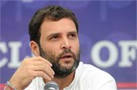 राहुल की अमेठी में कांग्रेस ने सपा के सामने किया सरेंडर