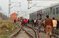 कपलिंग टूटने से कानपुर-दिल्ली शताब्दी की दो बाेगियां इंजन से हुईं अलग, बाल-बाल बचे यात्री