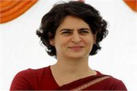 यू.पी. की राजनीति में प्रियंका को उतारेगी कांग्रेस