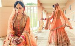 दुल्हन बनने जा रही हैं तो ऐसे चुनें  Bridal Lehengas  (PICS)