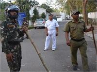 सैनिक अस्पताल में तेंदुए ने मचाया आतंक, 5 घायल (Pics)