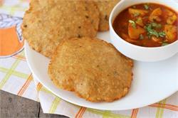 नवरात्रि के उपवास में बनाकर खाएं राजगिरा की टेस्टी पूड़ी (pics)