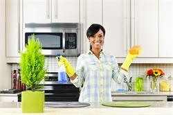 इन आसान से तरीके को अपनाकर चमकाएं किचन (pics)