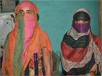 शराबी बाप को बेटियों ने उतारा मौत के घाट, थाने पहुंच दी गिरफ्तारी (Pics)