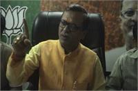 उत्तर प्रदेश को आग में झोकना चाहती है अखिलेश सरकार: विनीत शारदा