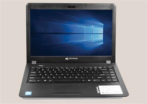 माइक्रोमैक्स ने लांच किया कम कीमत विंडोज 10 लैपटॉप