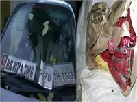 कानपुर: लावारिश कार से बरामद हुआ 3 बोरी डेटोनेटर, विस्फोट होने पर उड़ जाता पूरा शहर!