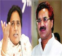 BSP छोड़ने की खबरों पर दिग्गज नेता रामवीर ने तोड़ी चुप्पी
