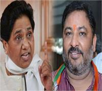 बसपा सुप्रीमो मायावती को निष्कासित नेता दयाशंकर सिंह देंगे एक और झटका